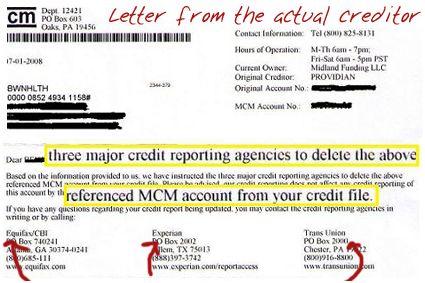 Midland Credit Debt